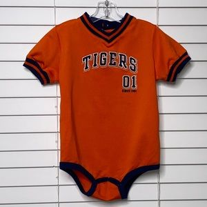Detroit Tigers Onesie and Shorts